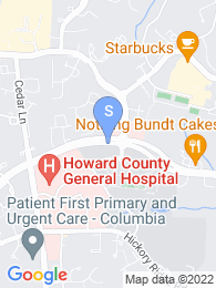 Howard Community College map