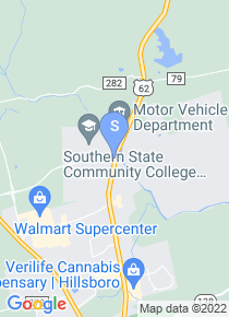 Southern State Community College map
