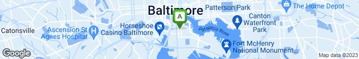 Map of Cafe No Way Jose