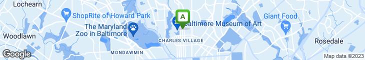 Map of Eddie's Market