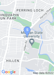 Morgan State map