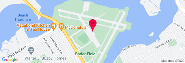 Map for Bader Field