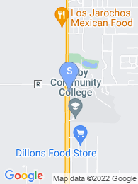 Colby Community College map