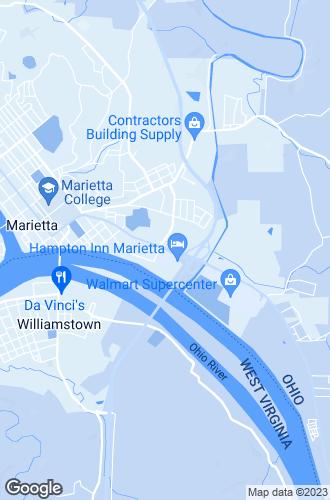 Map of Marietta