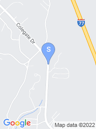 Washington State Community College map