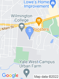 Wilmington College map