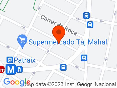 227469 - Frente a Biblioteca Pública Germana De Foix y Tráfico