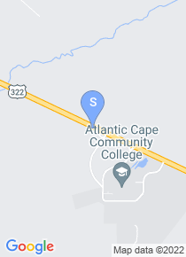 Atlantic Cape Community College map