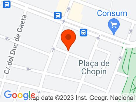 213652 - Junto a la estación de metro de Jardín de Ayora.