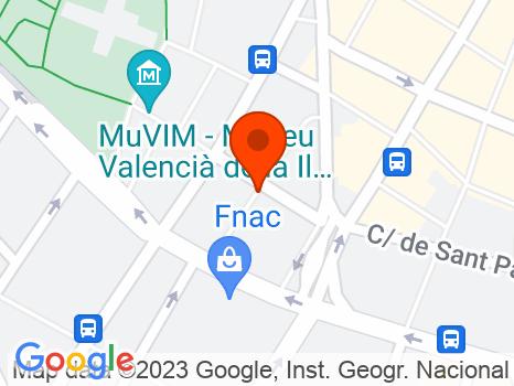 210743 - Junto a la Plaza del Ayuntamiento y el Mercado Central