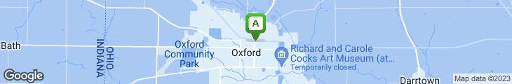 Map of Mac and Joe's