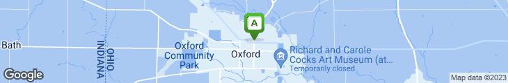 Map of Smokin' Ox