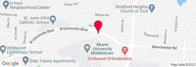 Map for Finkelman Auditorium