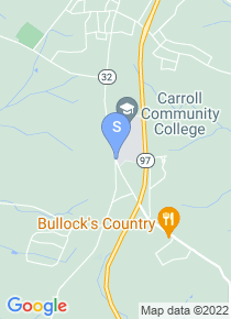 Carroll Community College map