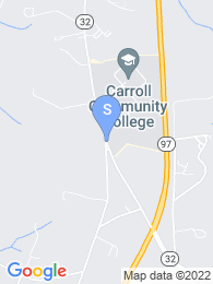 Carroll CC map