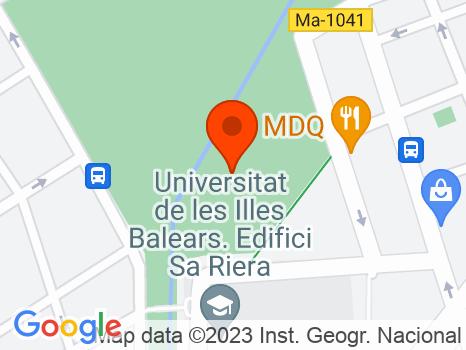 211733 - Paseo Mallorca- Avda Argentina