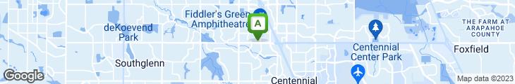 Map of Elephant Bar Restaurant