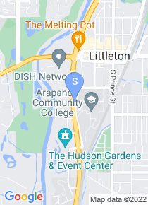 Arapahoe Community College map