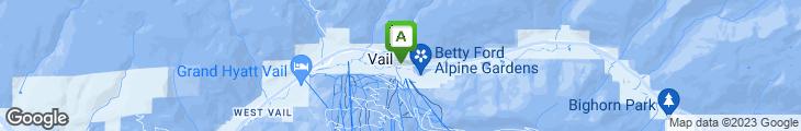 Map of Terra Bistro