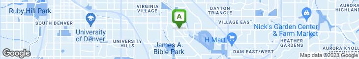Map of America's Bar