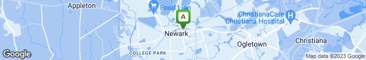 Map of Pizza University