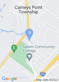 Salem CC map