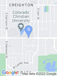Colorado Christian University map