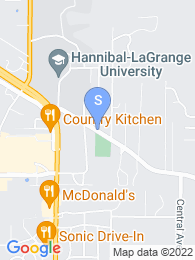 Hannibal Lagrange College map