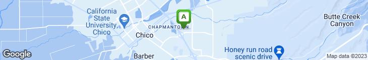 Map of Sbarro