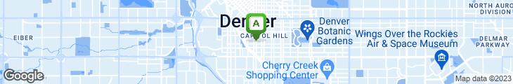 Map of Dolce Vita