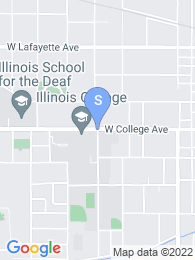 Illinois College map