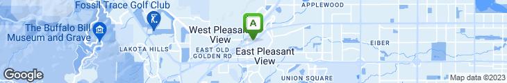 Map of Hops Restaurant
