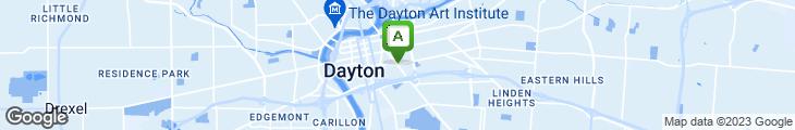 Map of Dublin Pub