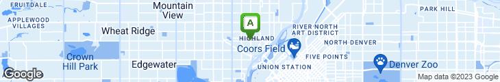 Map of Duo Restaurant