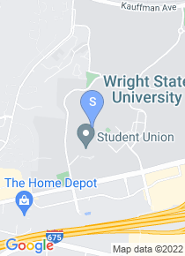 Wright State map