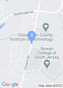 Gloucester County College map