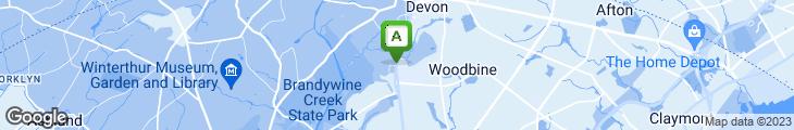 Map of Pat's Family Restaurant