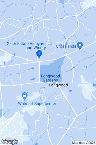 Map of Kennett Square