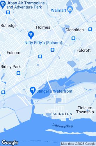 Map of Prospect Park