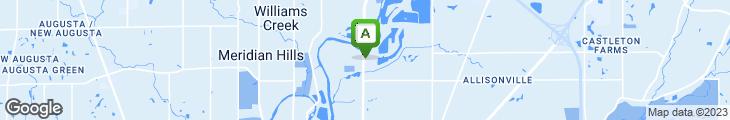 Map of Qdoba