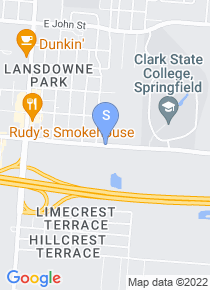 Clark State Community College map