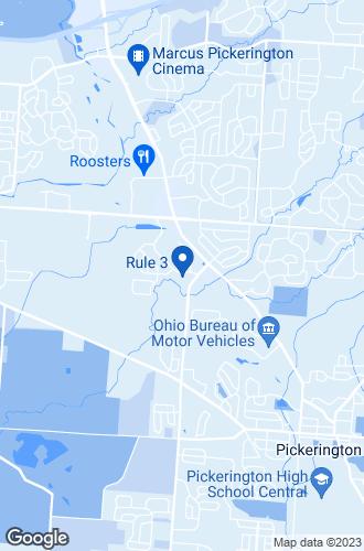 Map of Pickerington