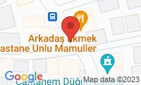 Harita: Ankara Diş Kliniği Mutludent