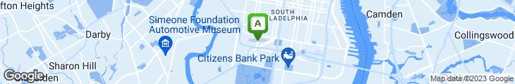 Map of T&N HomeMade Kitchen (fka T&N Sandwich Shoppe)