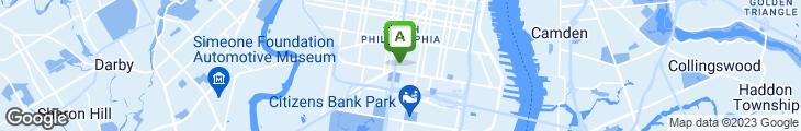 Map of Li'l Nick's Deli