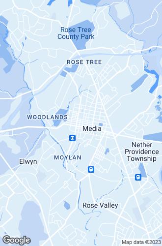 Map of Media