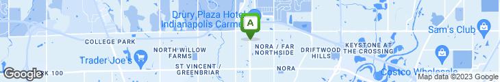 Map of Kona Jack's Fish Market & Sushi Bar