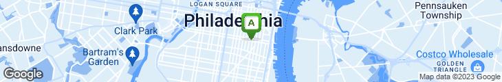 Map of La Fourno Trattoria