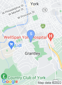 York College map