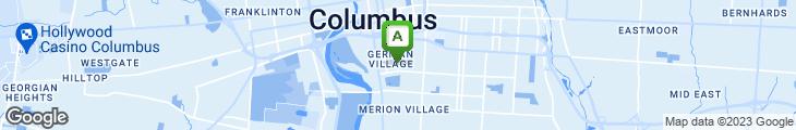 Map of Schmidt's Restaurant And Sausage Haus